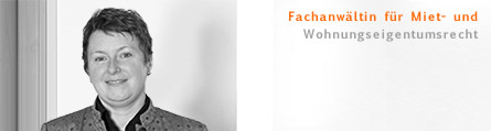 Ulrike Heib – Fachanwältin für Miet- und Wohnungseigentumsrecht